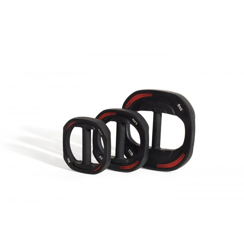 Les Mills SMARTBAR™ Weight Set Expanded