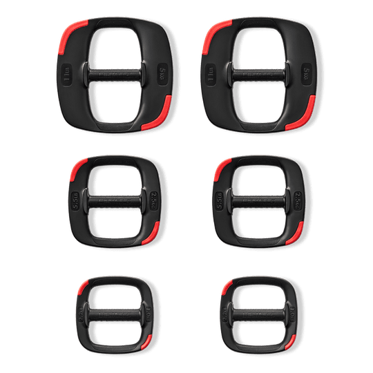 Les Mills Smart Tech Weight Set Gen 2