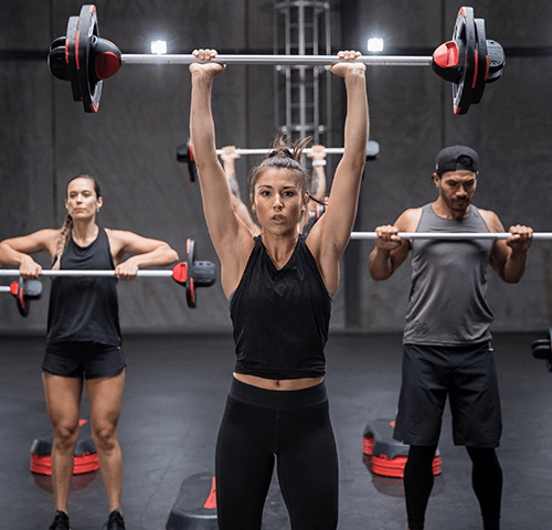 Group exercise is good for business