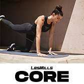 Core strength class that improves posture and tones abs, butt and legs.