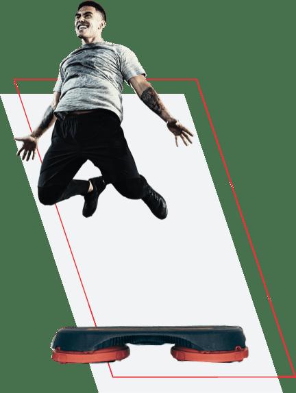 Cardio and strength platform